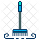 Floor Cleaning Rack Cleaning Equipment Icon