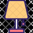 Floor Lamps Furnishing Lights Standing Lamp Icon