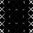 Mat Floor Mat Floor Covering Icon