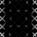 Floor mat Icon