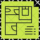 Floor Plan Icon
