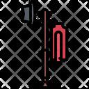 Floor Rack Icon