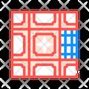 Floor Lay Tiles Icon