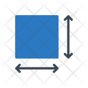 Blueprint Engineering Measure Icon