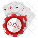 Flop Poker Icon