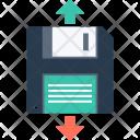 Floppy Disc Harddrive Icon