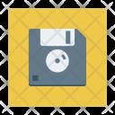 Floppy Save Saved Icon