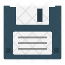 Floppy Diskette Chip Icon