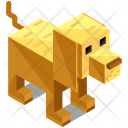 Floppy Eared Dog Icon