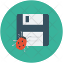 Floppy Disc Save Icon