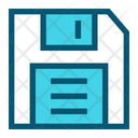 Floppy Save Dics Icon