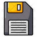 Floppy Disk Hardware Disc Player Icon