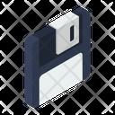 Floppy Disc Floppy Data Disk Icon