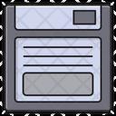 Save Floppy Diskette Icon