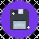 Floppy Floppy Disc Data Disk Icon