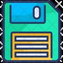 Disk Floppy Floppy Disk Icon