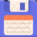 Mfloppy Disk Icon