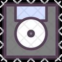 Floppy Disk Hardware Save Icon