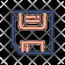 Save Diskette Icon