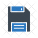 Floppy Diskette Save Icon