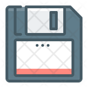 Floppy Disk Save Download Icon