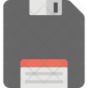 Floppy Disk Data Icon