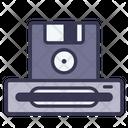 Floppy Drive Floppy Disk Icon