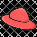 Floppy Hat Cap Headgear Icon