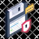 Floppy Protection Icon