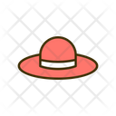 Floppy Sun Hat Icon