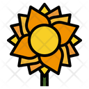 Flower Nature Spring Icon