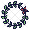 Floral Crown Icon