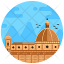 Florence Cathedral Dome Icon