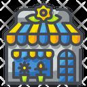 Florists Shop Store Icon