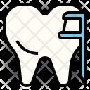 Flosser Dental Clean Icon
