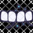 Teeth Dental Clean Icon