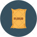 Flour Bag Sack Icon