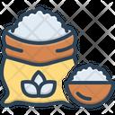 Flour Meal Farina Icon