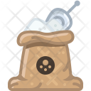 Flour Salt Sweet Icon