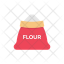 Flour Bag Flour Sack Icon