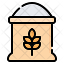 Flour Wheat Food Icon