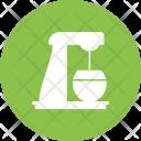Flour Mixer Device Icon