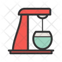 Flour Mixer Device Icon