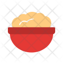 Flour Pot Bowl Icon