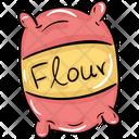 Flour Sack Flour Pack Flour Icon