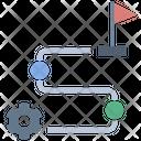 Flow Management Goal Icon