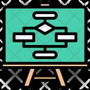Block Diagram Board Icon