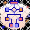 Chart Scheme Workflow Icon