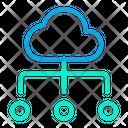 Flow Cloud Icon