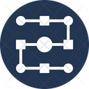 Flow Process Icon